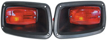 RHOX EZGO TXT LED Taillight Kit (Fits: 96-13)