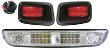 RHOX EZGO TXT SS LED Light Bar Kit (Fits: 94-13)