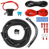 RHOX LED Utility Wiring Kit w/ Toggle Switch 12' Wire