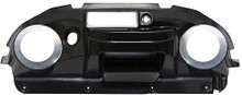 RHOX Club Car Precedent Deluxe Paintable ABS Dash w/ Radio and Speaker Cutouts (04-08.5) (08.5+ w/ Modification)