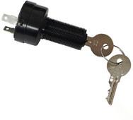 Club Car Precedent 2 Terminal Uncommon Key Switch (Fits: Electric)
