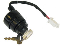 Yamaha Key Switch (Fits: G11-G16 Gas and 36V Electric 96+)