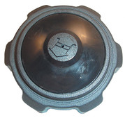 EZGO Vented Gas Cap No Gauge (Fits: 72+)