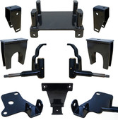 "RHOX EZGO RXV 4"" Standard Duty Lift Kit  (Fits: Gas 08- Feb 13)"