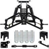 "RHOX EZGO TXT BMF 7"" A-Arm Lift Kit (Fits: Electric 01.5+ & Gas 01.5-08.5)"