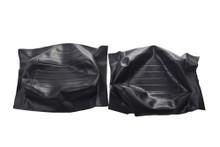 Yamaha G14-22 Front Seat Cover - Black Seat Backrest (2)