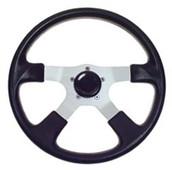 Grant Formula 4 Steering Wheel Black - 4 Spoke
