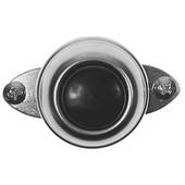 Universal 12 Volt Horn Button - Dash Mount