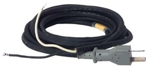 DC Plug and Cord Set for Club Car - 36 Volt - 242''