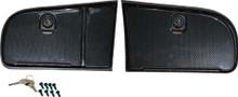 Carbon Fiber Glove Box Set for EZGO TXT/Medalist (1994-Up)