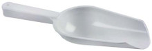8 Ounce Sand Scoop White - Universal
