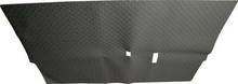 Black Diamond Plate Floor Mat for Club Car DS (1982-Up)