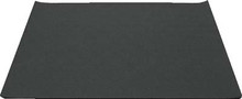 Black Floor Mat (Cut to Fit) - Universal