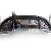 Madjax Woodgrain Dash for Club Car Precedent (2008.5-Up)