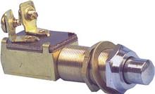 Switch Push Button Horn/Brake Light - Floor Mount - Universal