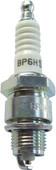 NGK BP6HS Spark Plug for Yamaha (G1) - Low Altitude