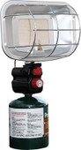 Portable Cup Holder Propane Heater - Piezo-Ignited