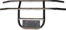 Jake's Brush Grille Guard for Yamaha (G22) - Stainless Steel