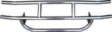 Jake's Brush Grille Guard for EZGO TXT (1994-13) - Stainless Steel