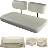 Ivory Replacement Front Seat for Yamaha (G16/G19/G22)