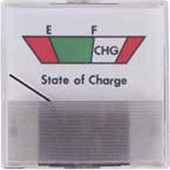 Analog State of Charge Meter - 48 Volt