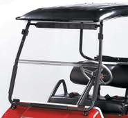 """Club Car Folding Acrylic 1/4"""" Windshield - Choose Your Model"""