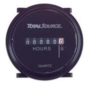 Universal Hour Meter 10-80 Volt