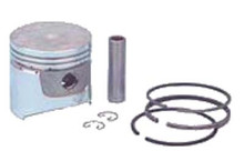 Club Car 1984-91 (341cc) Standard Piston and Ring Assembly