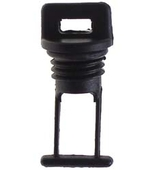Rubber Drain Plug For Clean Shot Ball And Club Washers