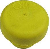 EZGO Gas Differential Oil Filler Plug Yellow
