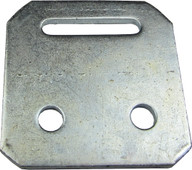 Club Car DS Body Hinge Plate 1981 and up