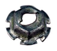 EZGO 1994-Up TXT/Medalist Name Plate Nut