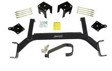 EZGO TXT Electric Jakes 5'' Axle Lift Kit 2001.5-09