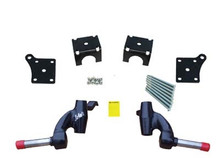 EZGO TXT Electric Jakes 3'' Spindle Lift Kit 2001.5-2014