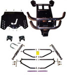 EZGO Medalist and TXT Gas Jakes Long Travel Lift Kit 1994-01.5