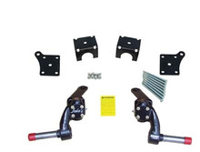 EZGO Medalist and TXT Electric Jakes 3'' Spindle Lift Kit 1994-01.5
