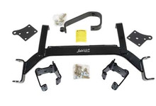 EZGO 1200 Workhorse Gas Jakes 5'' Axle Lift Kit 2001.5-09