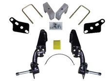 Jakes 6'' Spindle Lift Kit with Factory 4 Wheel Mechanical Brakes for Club Car DS