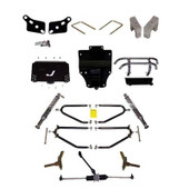 Club Car DS Gas/Electric Jakes Long Travel Lift Kit 04-up