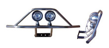 EZGO TXT Stainless Steel Jake's Outlaw Bar