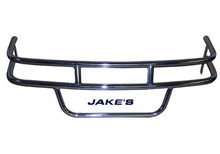 EZGO TXT 1994-Up Brush Grille Guard (Stainless Steel) 6275-S
