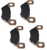 OEM Club Car Brake Pads (Set/4) (2004-06 Carryall 294/XRT 1500)