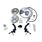 Club Car DS Jake's Disc Brake Kit 2004 and Up