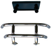 Club Car DS Jake's Stainless Steel Small Front Bumper