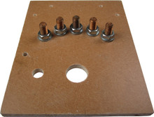 EZGO 1971-81 Foot Switch Board With Contacts