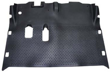 EZGO RXV Floor Mat With Hole For Horn