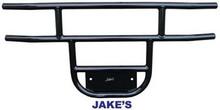 Jake's Club Car DS  Black Powder Coat Brush Guard 1981 and Up
