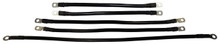 EZGO Marathon 1986-94 Battery Cable Set - 4 Gauge 36 Volt