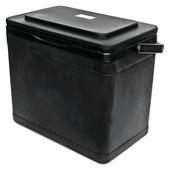 Insulated Large Capacity 11.75 Quart Cooler w/ Universal Bracket