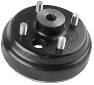EZGO Electric (82-up) and Gas (82-93) Brake Drum Hub